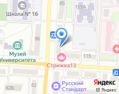 Компания Азбука жильЯ на карте города