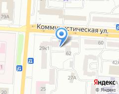 Компания Сибирская лизинговая компания на карте города