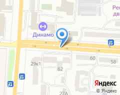 Компания ПРОФЛИГА - БУХГАЛТЕРСКИЕ УСЛУГИ на карте города
