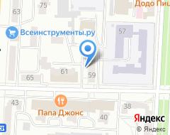 Компания МПСБ-Лизинг на карте города