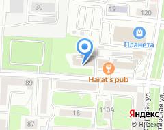 Компания Твой ДОМ на карте города