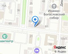 Компания ЭкоПромЦентр ДУБРОВСКИЙ на карте города