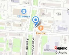 Компания Нано-Финанс на карте города