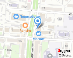Компания Сбербанк Лизинг на карте города