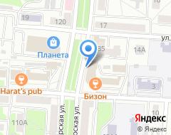 Компания СТРАХОВАЯ КОМПАНИЯ ЕВРОПЛАН на карте города
