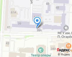 Компания Инновационно-технологический комплекс на карте города