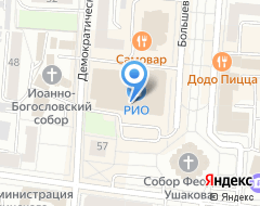Компания Банкомат, Банк ВТБ 24, ПАО на карте города