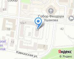 Компания УСПЕХ на карте города