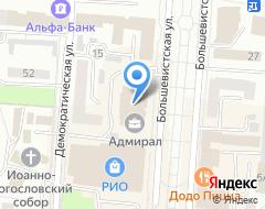 Компания Анелия на карте города