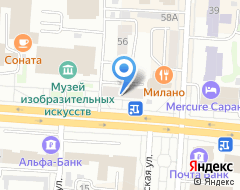 Компания Бинбанк, ПАО на карте города