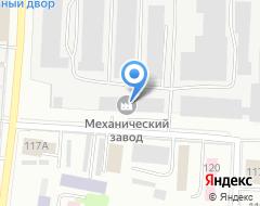 Компания Мордовметпром на карте города
