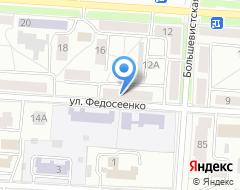 Компания Адвокатский кабинет Наумова С.Г на карте города