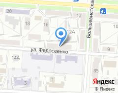 Компания Адвокатский кабинет Наумова С.Г. на карте города