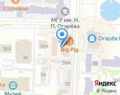 Компания ГАЗФОНД на карте города