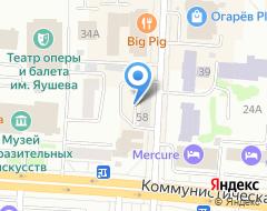 Компания Аргумент на карте города