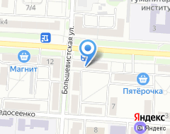 Компания СтройСПК на карте города
