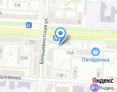 Компания Двери на Васенко на карте города