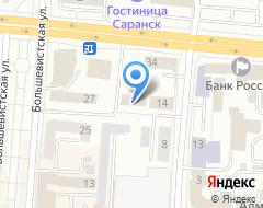 Компания Деловой Союз на карте города