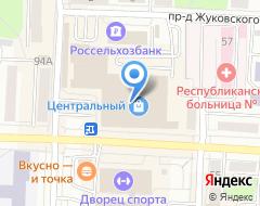 Компания АККСБ КС Банк на карте города