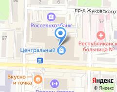 Компания Банкомат, Газпромбанк на карте города