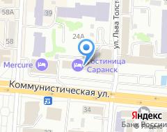 Компания Акция-Займ на карте города