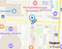 Компания ЛОМБАРД плюс на карте города