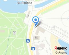 Компания ПРОВЭДЦЕНТР на карте города