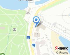 Компания Торгово-промышленная палата Республики Мордовия на карте города
