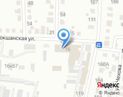 Компания Жилкоммунстрой на карте города