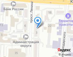 Компания Саморезик.ru на карте города