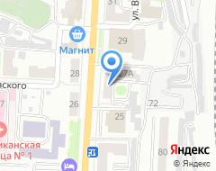 Компания Мособлбанк, ПАО на карте города