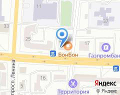 Компания Национальный банк Траст на карте города