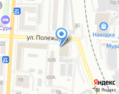 Компания Центральное страховое общество на карте города