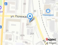 Компания ВЕРНА на карте города