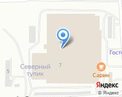 Компания Мордовпромстройбанк на карте города