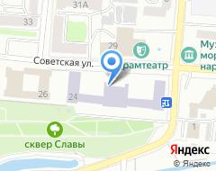 Компания Мордовский центр технической диагностики на карте города