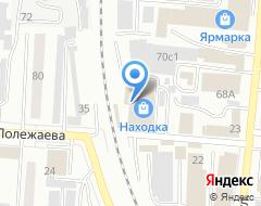 Компания Двери Лэнд на карте города
