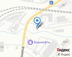 Компания СаранскБетонСервис на карте города
