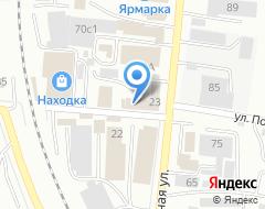 Компания Фурнитура на карте города