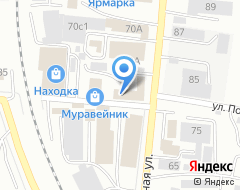 Компания ГлавФундамент на карте города