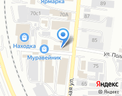 Компания Стекло и Зеркало на карте города