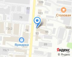 Компания Строй-Союз на карте города