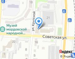 Компания Центр бухгалтерской отчетности на карте города