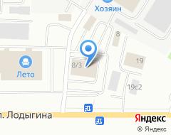 Компания Альфа Декор на карте города