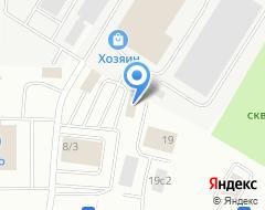 Компания ПожЦентр на карте города