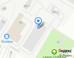 Компания Ремстроймаш на карте города