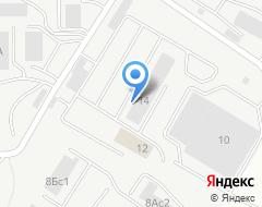 Компания Строймаркет на карте города