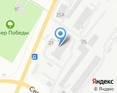 Компания Стройматериалы на карте города
