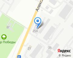 Компания КУБАТУРА на карте города