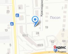 Компания Гратион жилой комплекс на карте города